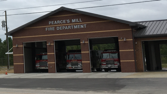 Pierce Fire Department
